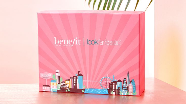 Introducing the Benefit Limited Edition Box