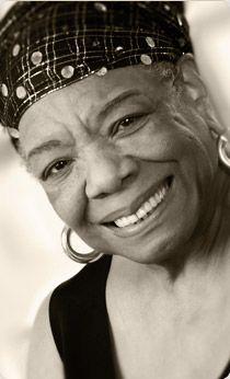 Maya Angelou … rest in peace, dear soul.