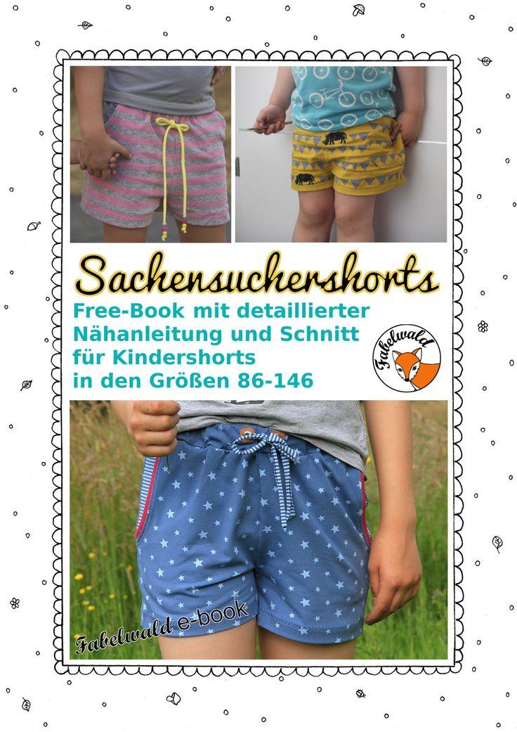 Freebook Sachensucher-Shorts