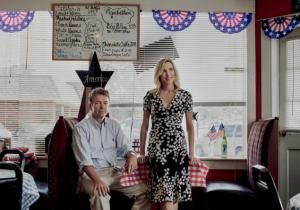 Outspoken Kentucky Republican Rand Paul may be making waves in Washington, but it is his wife, Kelley Ashby, who is holding down the home front and quietly helping her husband navigate his meteoric political stardom in just two short years in the Senate.