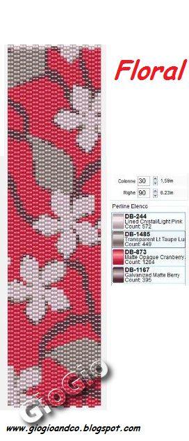Giogiò & Co: Grids / pattern peyote