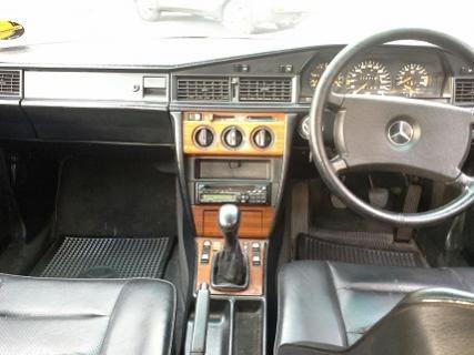 1985 the Mercedes Benz 190E 2.3 - 16 Cosworth  #VCI #vintagecars #classiccars