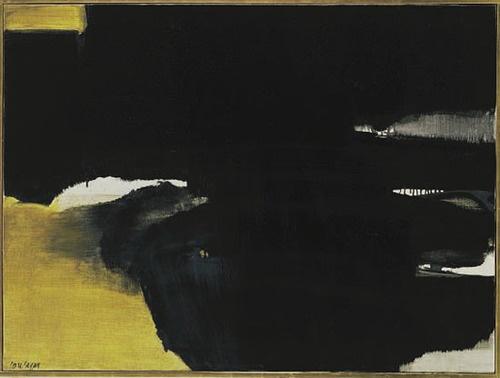 Pierre Soulages, Peinture (1963)