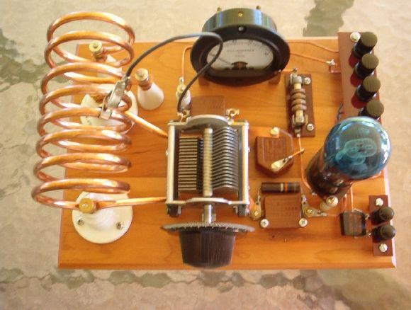 Hartley Transmitter