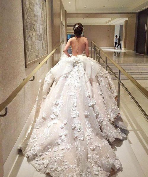 (via Crystal Design 2016 Wedding Dresses   Wedding Inspirasi)