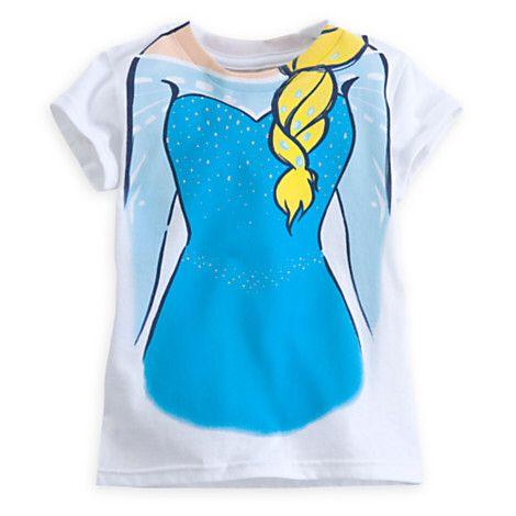 Queen elsa tshirt