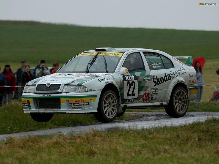 Škoda Octavia WRC (1U) 1999–2003 photos