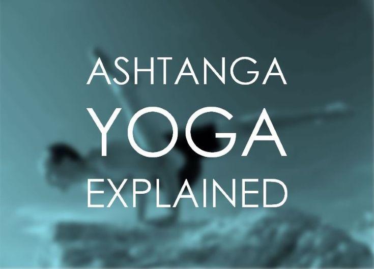 Description and example of Ashtanga Yoga