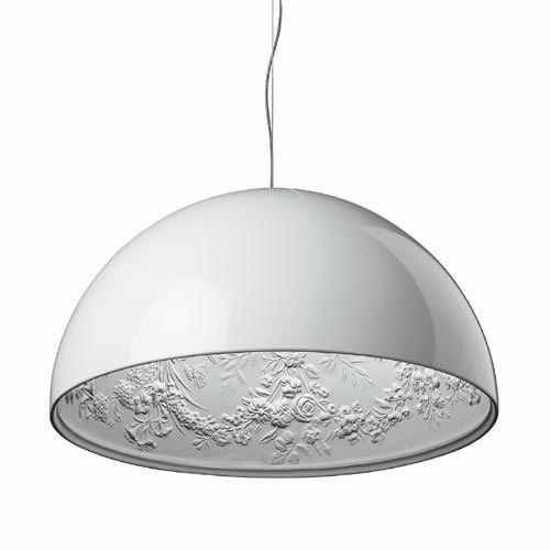 Foyer Pendant - Foscarini Skygarden Pendant, white $1992
