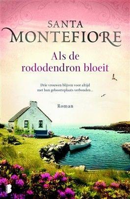 (B)(2016) 2e van een serie - Tip van Boeken Taske, 5*:  Als de rododendron bloeit - Santa Montefiore - Verschijnt in april 2016  - https://www.hebban.nl/boeken/als-de-rododendron-bloeit-santa-montefiore