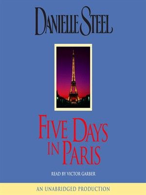 Cover image for Five Days in Paris