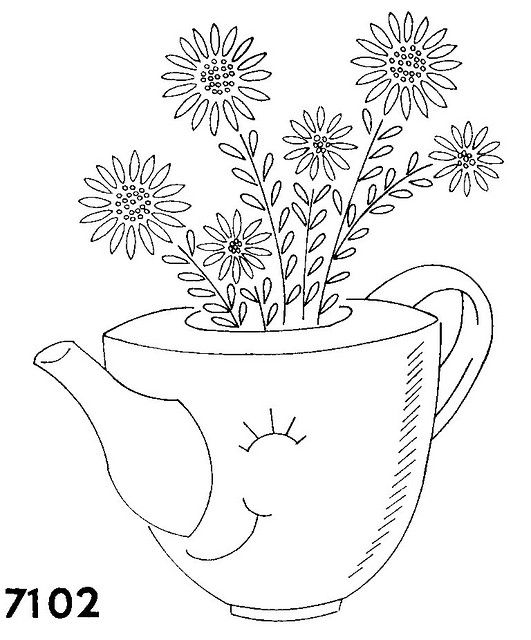 62 best teapots  u0026 coffee coloring pages images on