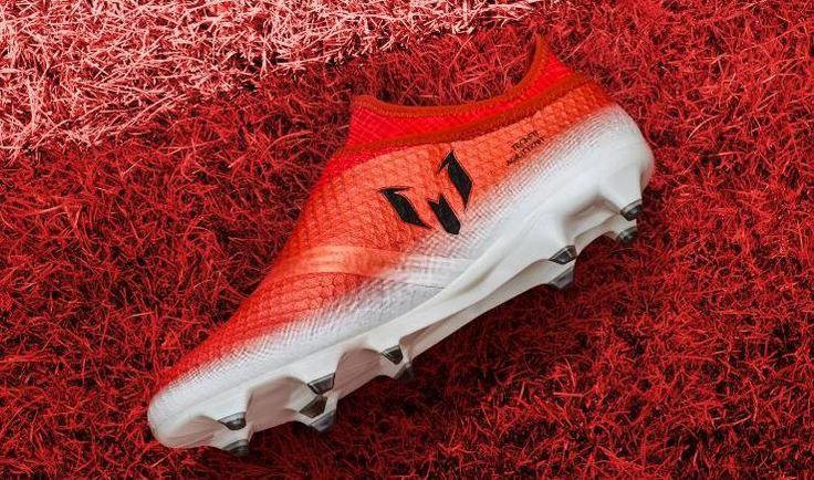 ¡Oficial! así son las nuevas botas adidas Messi 16 del pack Red Limit