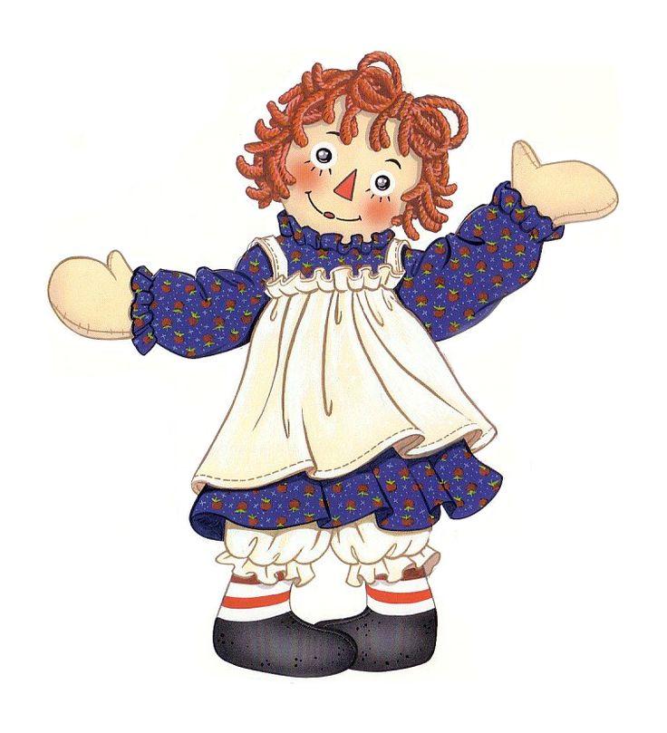 Raggedy Ann  es un personaje de ficción creado por el escritor americano Johnny Gruelle  (1880–1938) en una colección de libros ilustrado...