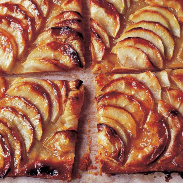 French Apple Tart - Barefoot Contessa                                                                                                                                                                                 More