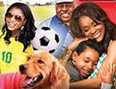 """Airing on #UpTV soon!  I had a lot of fun producing as well as acting in this film.  A """"feel good"""" family film about a young soccer player whose bad luck changes when she meets an angel.  On Angel's Wings Written/Directed by Aaron Williams Produced by Aaron Williams, Sean Huze, Jack Fayard Starring Reginald VelJohnson, Robin Givens, Taylor Faye Ruffin, Gerald Webb, Tyler Humphries, Sean Huze, and Mr. Bill Cobb with a special appearance by """"Sweet"""" Brown (""""ain't nobody got time for that!"""")."""