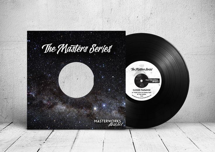 Behance :: Editing Masterworks Music/The Masters Series - Closed Paradis