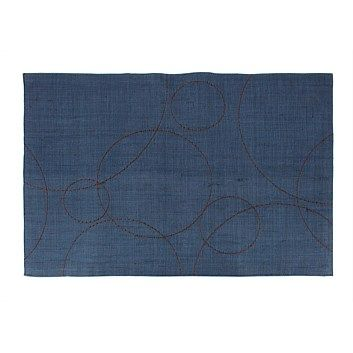 Choose from a selection of placemats available in a range of styles & colours for the kitchen. Order online at Briscoes & we will deliver to your door., Just Home Linen Placemat 30x45cm