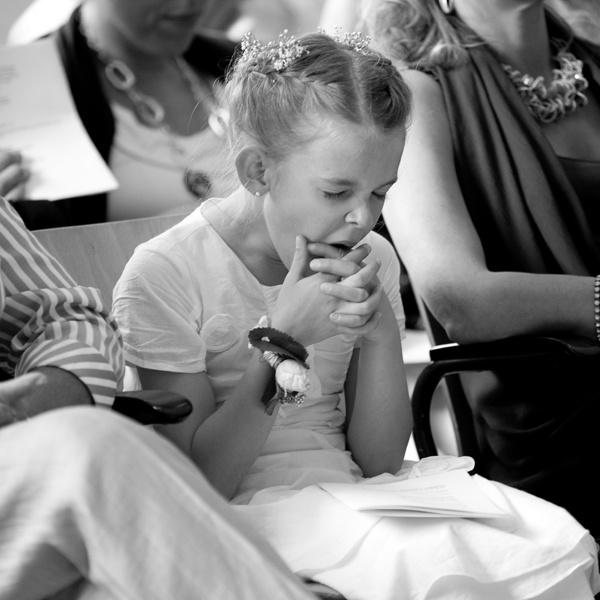 Huwelijk, duurt wel erg lang! fotograaf John van Gelder
