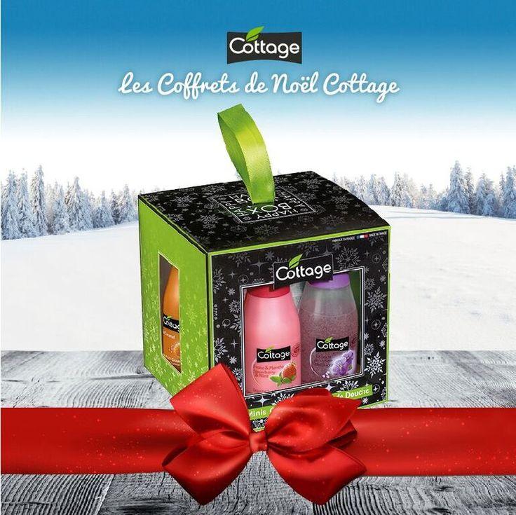 Connaissez-vous La Happy Box ? Ce coffret vous permettra de tester plusieurs parfums et d'agrandir votre collection Cottage. Ces petites bouteilles de 50ml vous feront craquer.