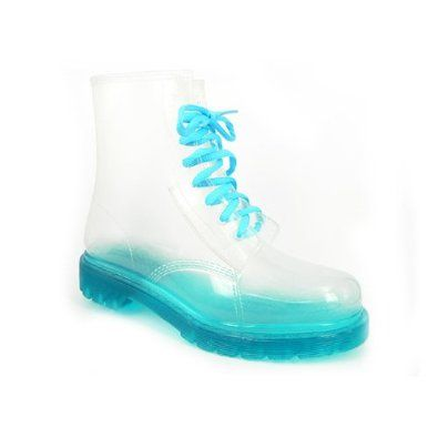 17 Best images about see through rain boots on Pinterest | Doc ...