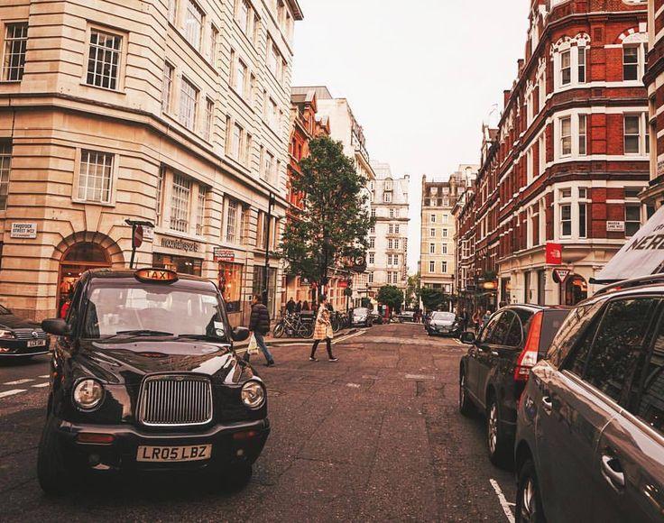 On the corner of Tavistock Street, London