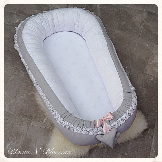 Baby nest PLUS 0-24M sleeping pod babynest co by BloomBlossomBaby