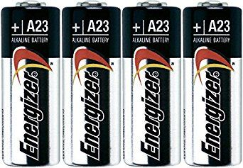 Amazon.com: Energizer A23 Battery 12V (Pack of 4): Industrial & Scientific