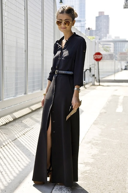 The Chic Sheet: Chic Crush: Natalia Alaverdian Street Style