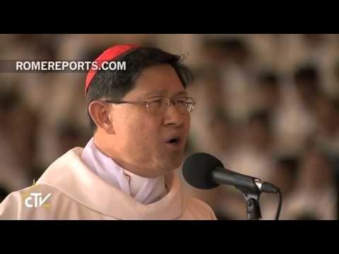 Misa del Papa en Manila ante millones: Sed fuertes, no os rindáis cuando lleguen las pruebas