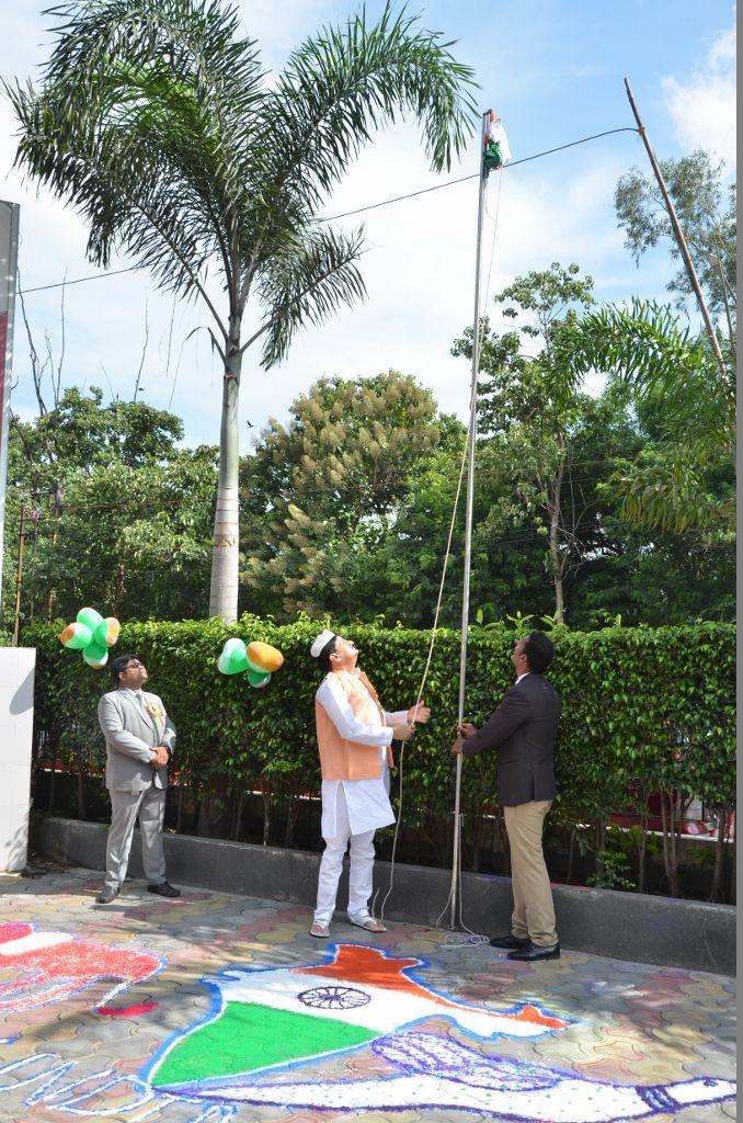 Independence Day celebrations @ Hotel the Panache Patna