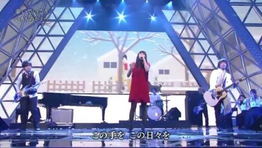 ▶ 第62回 紅白歌合戦 いきものがかり -歩いていこう 2011.12.31 - Dailymotion動画