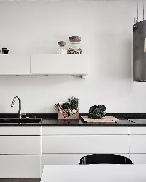 typic Scandinavian apartment.