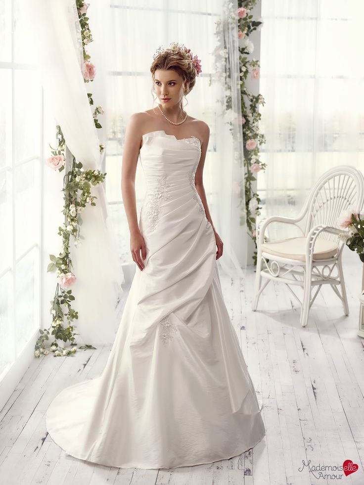 25 best Robe mariage images on Pinterest | Weddings, Robe and Robes