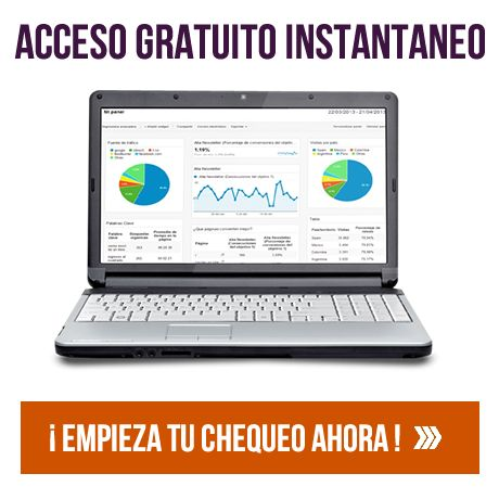 Chequeo para tu web + Training DIY Web Tuning ¡GRATIS!