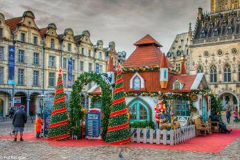 La Maison du Père Noël (Santa Claus's Home) in Arras (north of France) by Pol Bacquet - Google+