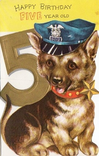 25 best german birthday cards images by tammy redeker on pinterest german shepard birthday card so sweet m4hsunfo