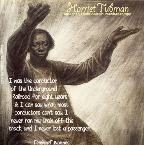 Famous Quotes By Harriet Tubman: Harriet Tubman On Pinterest