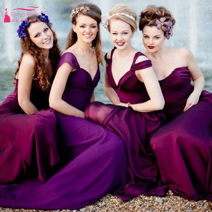 90 best Bridesmaid Dresses images on Pinterest | Wedding events ...