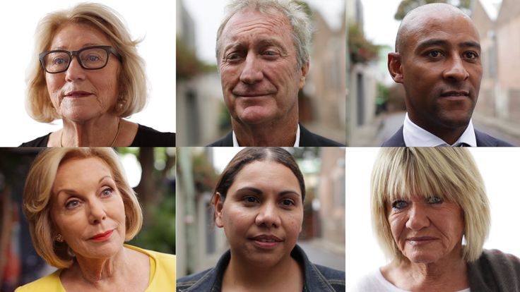 Dozens of high profile Australians have lent their voices to a campaign aimed at helping children in refugee detention centres. #WBTTAUS