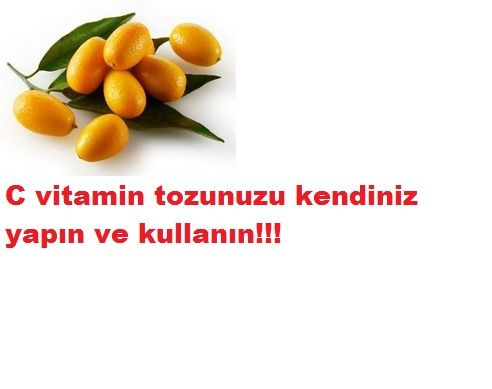 Evinizde C vitamin tozu yapabilirsiniz.C vitaminin faydaları saymakla bitmiyor sizde kendiniz doğal C vitamin tozunuzu yapın