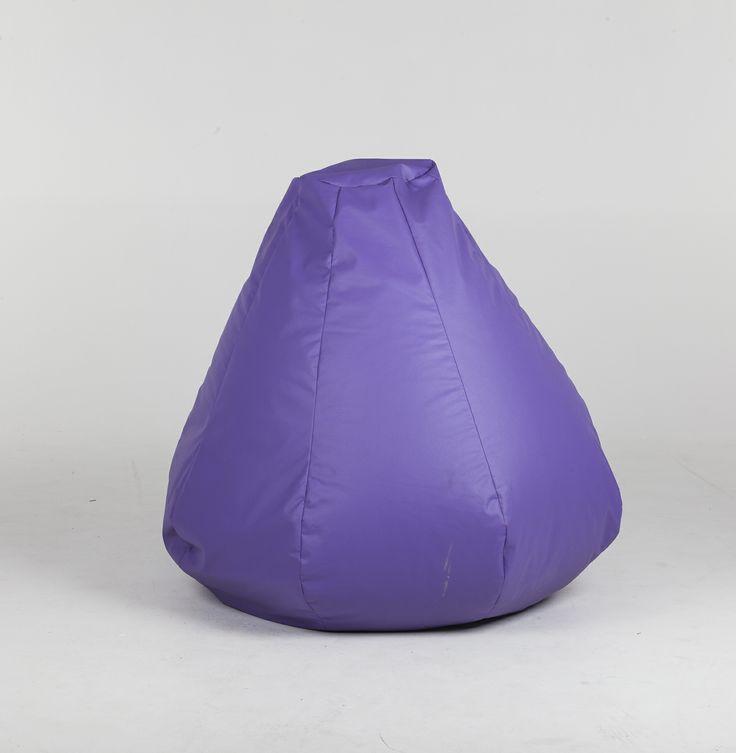 coloured bean bags