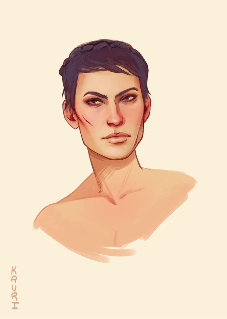 CassandraFor @roosettes, @artisticallyamber, and @allthedragonagenamesaretaken - who all requested our lady Seeker. Cassandra is pretty darling - one of THE biggest badasses in the game, with a soft smooshy side. She can be a bit of a zealot, and a...