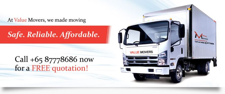 Home Movers --> www.valuemovers.sg
