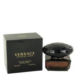 Crystal Noir Eau De Toilette Spray By Versace Perfume for Women
