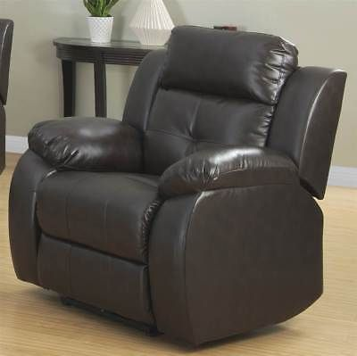 Electric Massage Chairs: Transitional Power Reclining Chair In Espresso [Id 3516229] -> BUY IT NOW ONLY: $408.24 on eBay!