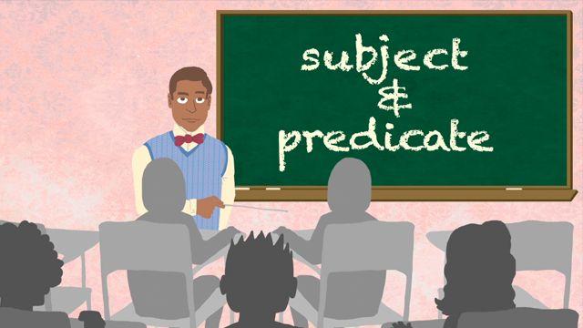 Flocabulary - Subject & Predicate