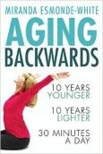 Get a FREE Copy of Aging Backwards when you spend $165+