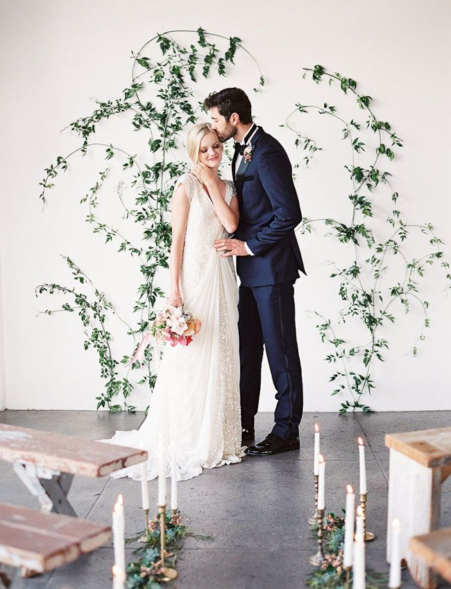 While weadore an outdoor weddingas much as the next girl, today'seditorial, captured beautifully byGregory Ross, gives us about a million reasons tolove a good city loft celebration!Gregory + his wife Erin conceptualized a modern setting where organic elements could artfully mingle withintentional details. They teamed up with creativesfrom across the country + globe to start […]