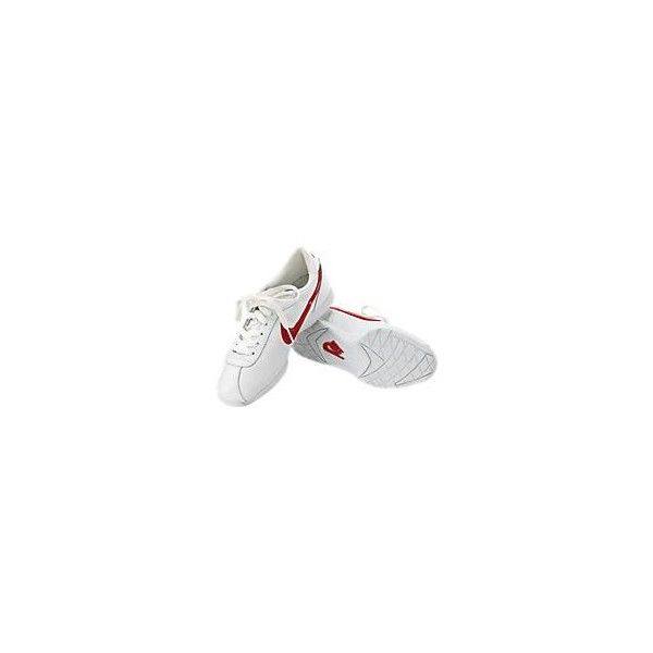 Nike Cheer Shoes (165 BRL) ? liked on Polyvore featuring shoes, nike  footwear